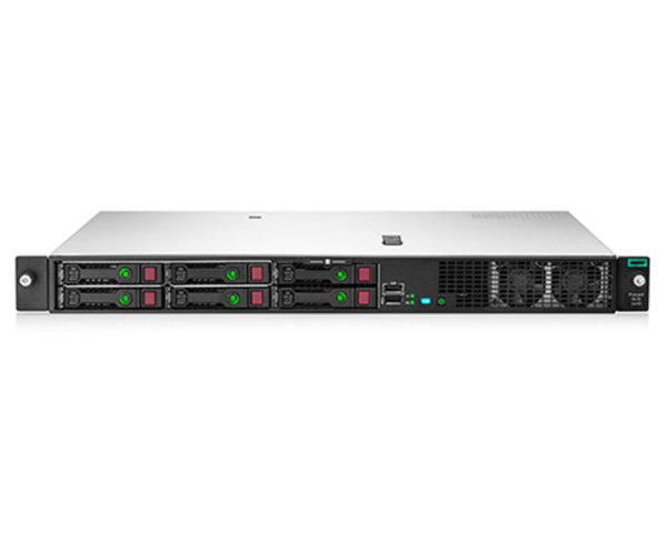 HPE ProLiant DL20 Gen10 机架式服务器