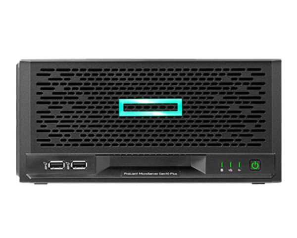 HPE ProLiant MicroServer Gen10 Plus 微塔式服务器